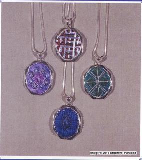 NEEDLEPOINT NECKLACES II
