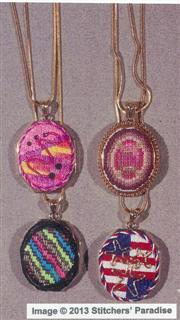 NEEDLEPOINT NECKLACES 3
