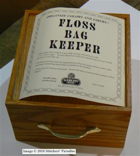 FLOSS BAG KEEPER