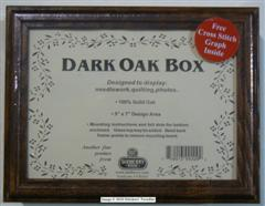 Dark Oak Box