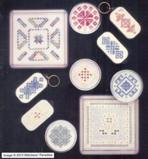 HARDANGER Small Projects