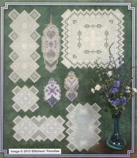 MARY'S HARDANGER FANCIES