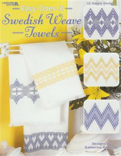 BARNES & NOBLE | Avery Hill-Swedish Weaving & Huck Embroidery by