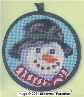 Alice Peterson Stitch-Up - Snowman