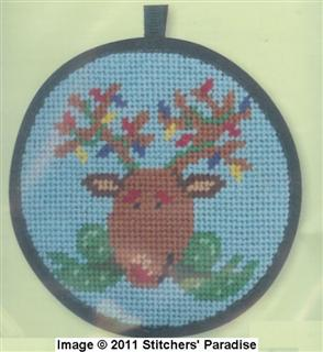 Alice Peterson Stitch-Up - Reindeer