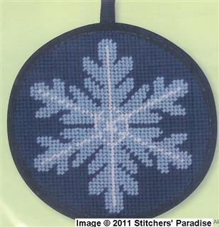 Alice Peterson Stitch-Up - Snowflake