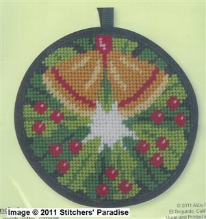 Alice Peterson Stitch-Up - Christmas Wreath