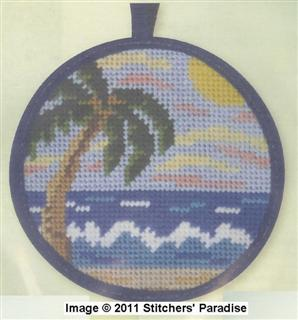Alice Peterson Stitch-Up - Tropical Beach