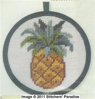 Alice Peterson Stitch-Up - Pineapple