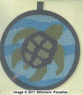 Alice Peterson Stitch-Up - Turtle