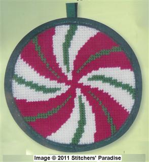 Alice Peterson Stitch-Up - Peppermint Swirl