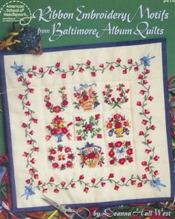 Baltimore Album Quilts-front