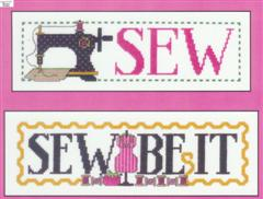 SEW BE IT