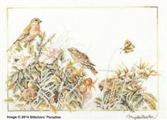 BIRDS and ROSEHIPS