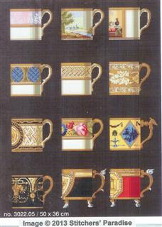 ORNAMENTAL CUPS